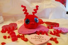 Make this Valentine's Day Love Bugs at your Valentine's day party. They are cute & easy to make in only 5 steps. MumRx is an on-line magazine for moms.