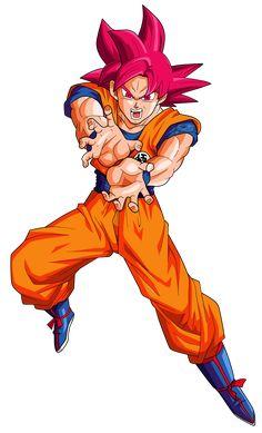 Goku Super Saiyan God by ChronoFz on DeviantArt Super Goku, Super Saiyan, Desenhos Clash Royale, Evil Goku, Foto Do Goku, Dbz Characters, Dragon Ball Gt, Deviantart, Son Goku