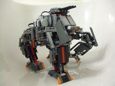 Lego NXT 4-Legged Mech