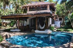 Sueños del Mar, Costa Rica. Small romantic beach hotel....#purecostaricatravel.com