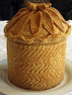 Strasbourg Pie: Food History Jottings: My 2012 Historic Food Courses Medieval Recipes, Ancient Recipes, Victorian Recipes, Old Recipes, Vintage Recipes, Cooking Recipes, Quiches, Good Food, Yummy Food