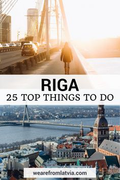 What to do in Riga, the capital of Latvia? Here are my top 25 things to do in Riga!