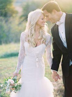 Top 10 Long Sleeves Wedding Dresses | Mine Forever