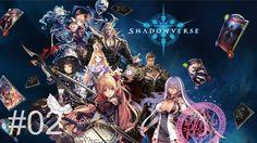 【シャドーバース】#02 神々の騒嵐11連続ガチャ+1【Shadowverse】