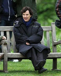Benedict Cumberbatch - holmespalace: I miss this sweet little baby on the...