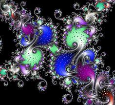 Fractal Sets | Phoenix set fractal via XaoS
