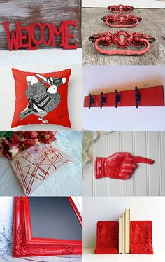 winter reds by Becky Jacobi on Etsy--Pinned with TreasuryPin.com