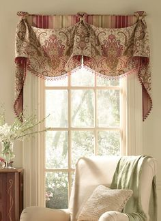 Butterick Sewing Pattern Window Valances And Drapes