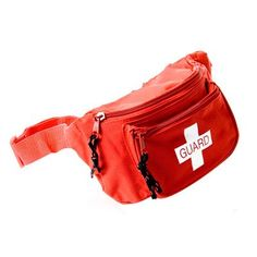 Lifeguard Fanny Pack Has two roomy compartments. Red with Guard logo on front pocket. Lightweight durable fabric that resists fading. Lifeguard Halloween Costume, Lifeguard Costume, Halloween Costumes, Lifeguard Outfit, Best Luggage, Luggage Sets, Bae, Outdoor Gadgets, Waist Pack