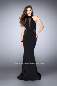 La Femme - 24261 - All Dressed Up, Prom Dress
