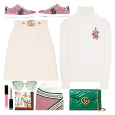 """Gucci Please"" by emcf3548 ❤ liked on Polyvore featuring Gucci"