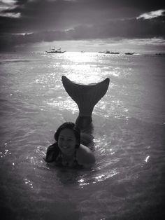Mermaid Academy in Boracay, Philippines