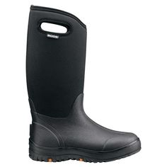 Classic Ultra High Women's Insulated Boots - 51537 - Waterproof Boots & Shoes for Men, Women & Kids - Bogs High Boots, Black Boots, Bog Man, Garden Boots, Insulated Boots, Winter Outfits Men, Winter Clothes, Raincoats For Women, Shoe Boots
