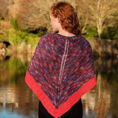 Knitting Kits, Knitting Projects, Knitting Patterns, Mittens Pattern, Beanie Pattern, Shawl Patterns, Yarn Colors, Crochet Shawl, Triangle