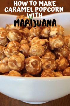Caramel Popcorn Sweet Treat Journal: 150 Page Lined Notebook/Diary Baking Recipes, Snack Recipes, Snacks, Marijuana Recipes, Cannabis Edibles, Vegan Popcorn, Savoury Baking, Coffee Recipes, Thanksgiving Recipes