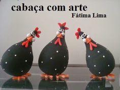 Cabaça com Arte: BOTANDO A FOFOCA EM DIA!