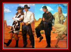 AMERICAN COWBOYS & INDIANS-Sewing Pattern-Chaps-Vest-Fringed Skirt-Fringed Dress-Tunic-Pants-Bag-Headband-Appliqué-Uncut-Size Lg-Xlg-Rare by FarfallaDesignStudio on Etsy