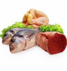 Pollo, carne, pescado... carnes sustitutas en competencia con el cuy