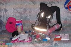 What to pack for #The3Day. Click through for a full list! #60miles