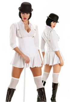 Sexy+Clockwork+Orange+Costume+-+Halloween+Costumes+at+Escapade