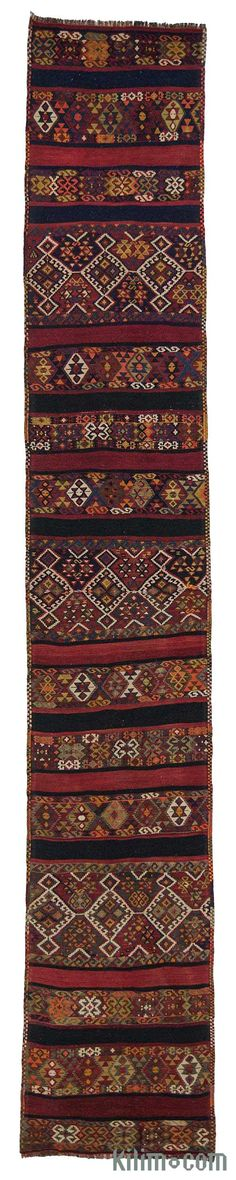 Antique+Malatya+Kilim+Runner+Rug+around+90+years+old+and+in+very+good+condition.