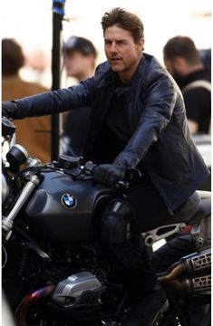 b5284aa5f0 Tom Cruise Jacket Mission Impossible 6 Ethan Hunt has made his crossing yet  again for