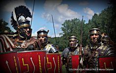 rievocatori della COLONIA IULIA FANESTRIS rievocazione storica-  Roman Reenactors of  COLONIA IULIA FANESTRIS Roman Army- Roman legion