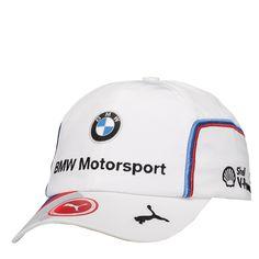 c9d20f0075ae Boné Puma BMW Motorsport Team Branco Somente na FutFanatics você compra  agora Boné Puma BMW Motorsport
