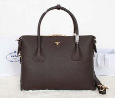 da3a25288c 2014 Prada 0890 coffee  bn3524  -  239.00   New  Prada  Bags