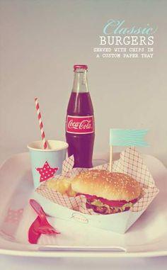 Yep american food!