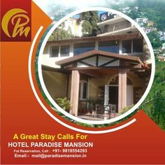 The main beauty of Mussoorie lies in its mountainous surrounding and the cool weather. Best Hotel Deals, Best Hotels, Mussoorie, Valley View, Best Budget, Hotel Reviews, 4 Star Hotels, Paradise, Weather