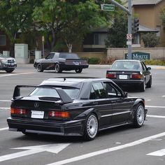 Classic Car News Pics And Videos From Around The World Mercedes 190 Evo, Mercedes Benz 190e, Classic Mercedes, Mercedes Benz Cars, E30, Audi Allroad, Maserati, Mercedez Benz, Maybach