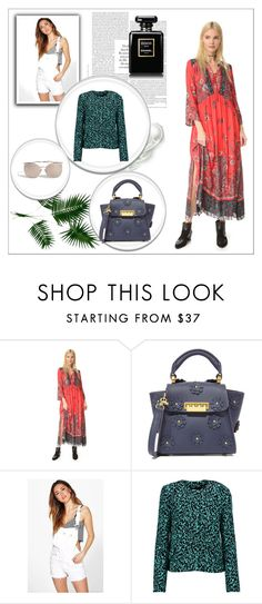 """""""Aggressive style"""" by cate-jennifer ❤ liked on Polyvore featuring Free People, ZAC Zac Posen, Boohoo, Proenza Schouler and Linda Farrow"""