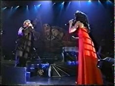 """Meat Loaf and the Neverland Express perform """"I'd Lie For You (And That's The Truth)"""" on the Live In the Neighbourhood TV special, 1996.    Female Lead Vocal - Patti Russo  Guitar - Pat Thrall  Piano - Mark Alexander  Drums - John Miceli  Bass - Steve Buslowe  Guitar - Kasim Sulton"""