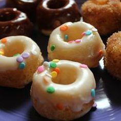 Fluffy Cake Doughnuts, photo by bigcountry