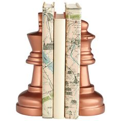 ChezRoulez.com: Checkmate Bookends