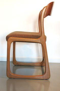 chaise baumann modle traineau wwwbaosfr concept store vintage et contemporain