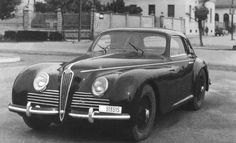 The amazing... It's great how new models follow the influence of the classics #6C #AlfaRomeo