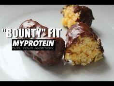 """Bounty"" Proteico Com Whey l Receitas Myprotein Portugal  http://www.pt.myprotein.com/"