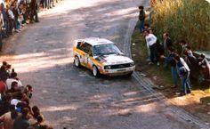 Audi Quattro, Rallye de Portugal