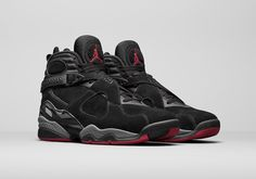 buy popular 9eeee 748db Air Jordan 8 Cool Grey + Cement Release Info