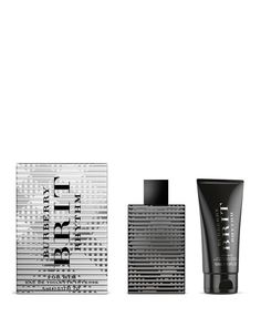 Gift with any $85 Burberry men's fragrance purchase!