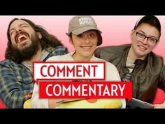 We're Total Haters - Comment Commentary! - YouTube
