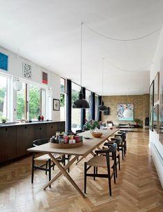 Lovely kitchen - dinning room