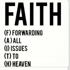 faith acronym image