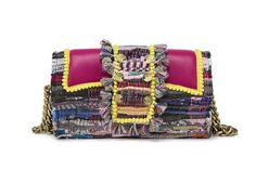 Shoulder Bag - Hollywood - Fashion Fuchsia
