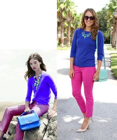 J's Everyday Fashion - Inspiration: J.Crew. Love the colors!