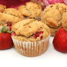 Sweet Pea's Kitchen » Strawberry Banana Muffins