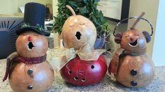 Gourds! :-)  Meadowbrook Gourds