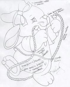Coelhinha corda